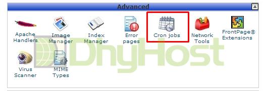 Ikon Cron Job