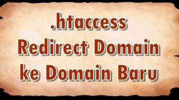 htaccess redirect domain